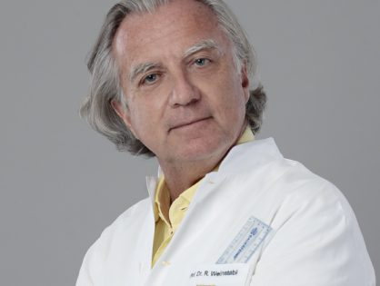 A.o. Univ.-Prof. Dr. Reinhard Weinstabl