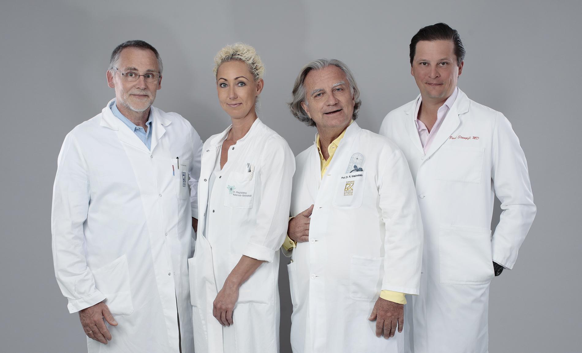 Kompetenzzentrum Gelenkschirurgie / OA Dr. med. univ. Magdalena Materzok-Weinstabl (Foto: Uroš Hočevar)
